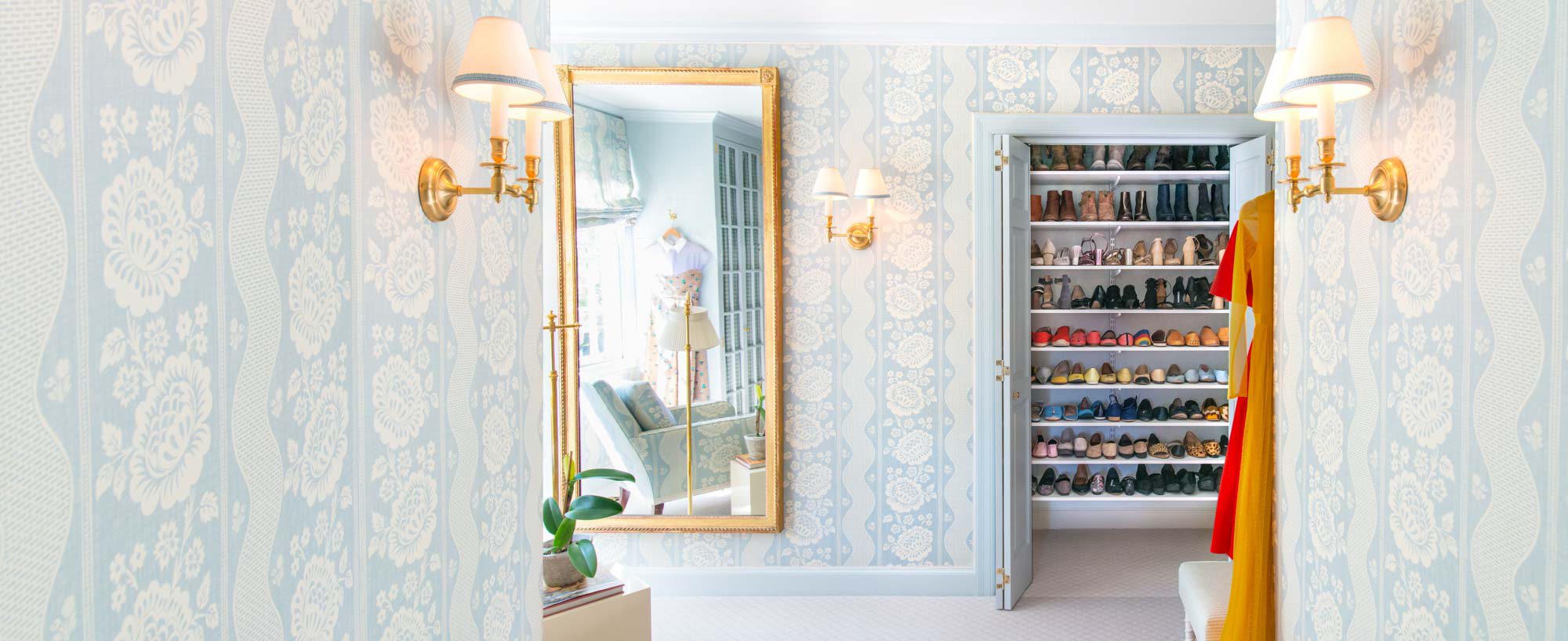 Organized Living Closet Systems And Storage For Home