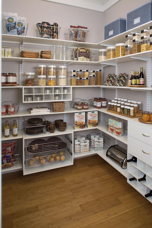 Kitchen Pantry Designs Ideas