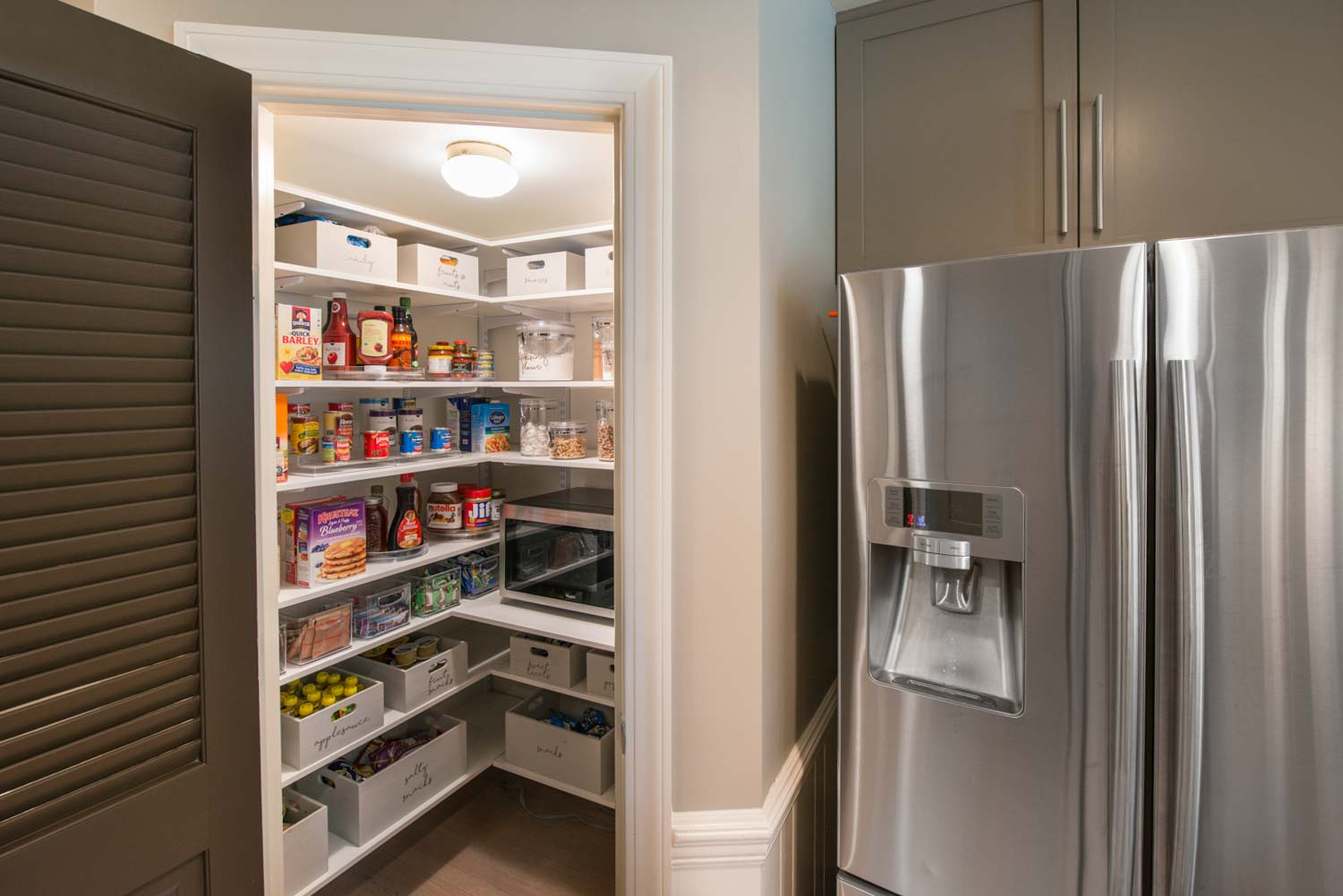 Whitehaven Pantry Redo And Inspiration: Pantries