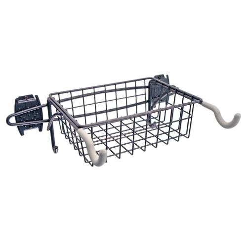 Bike Rack With Basket