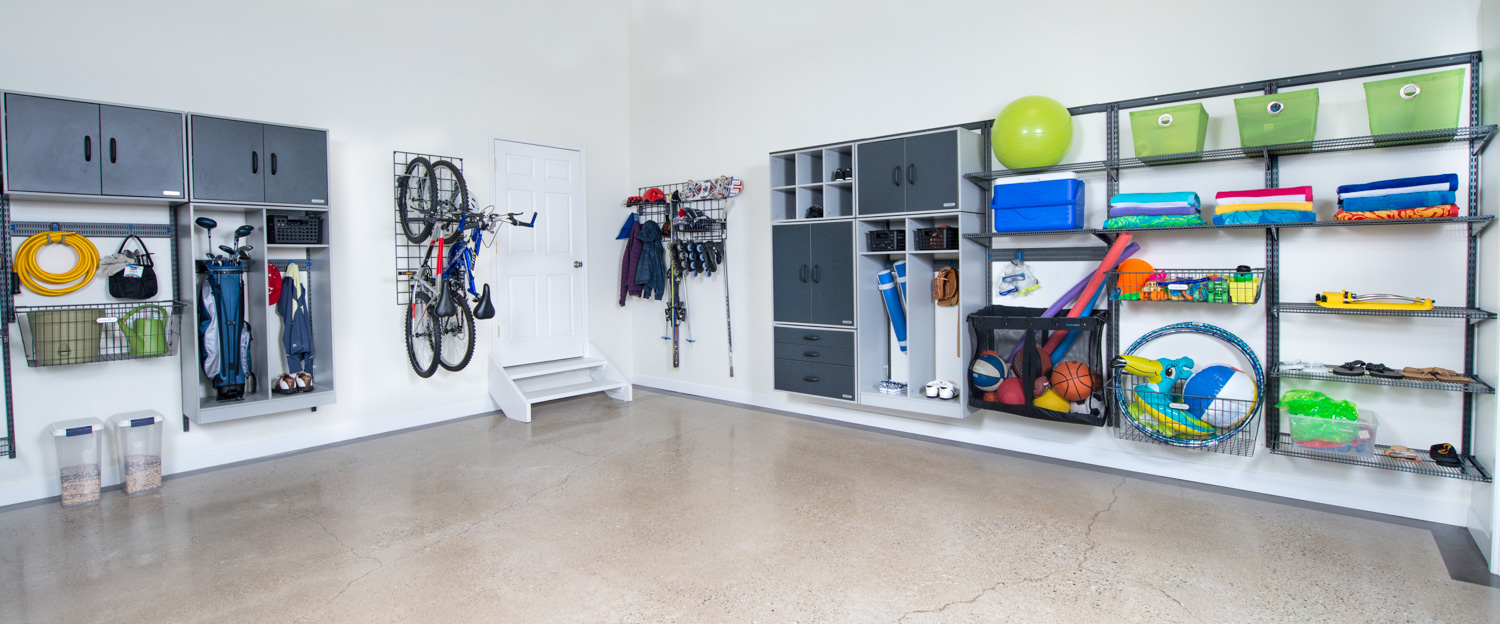 Organized Living Closets Amp Storage For Builders