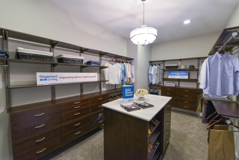 Organized Living Closets Storage Builder Programs