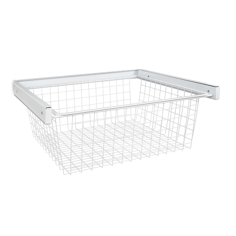 When it comes to home organization, wire baskets and metal boxes and bins /10 (3, reviews).