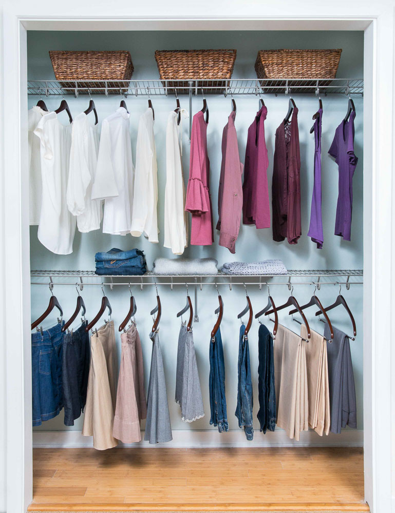 Organized Living | Closets & Storage for Dealers | Ventilated Wire