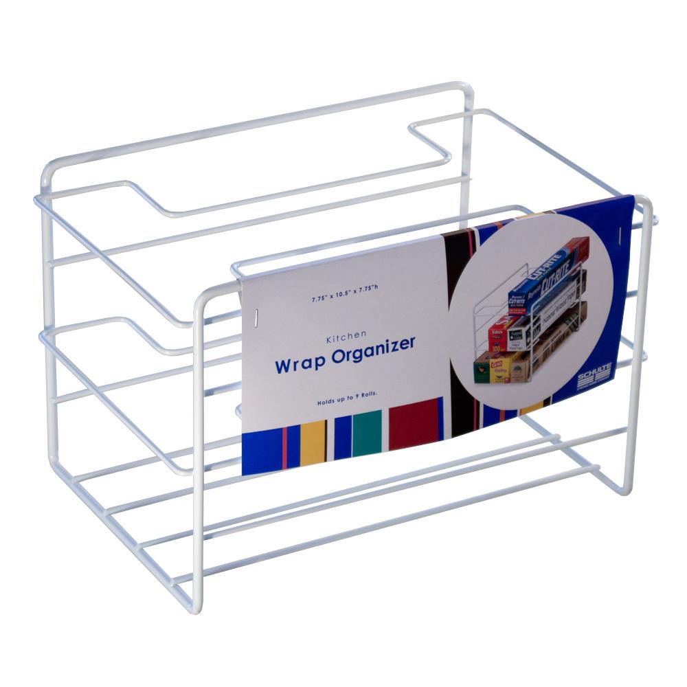 Wrap Organizer - White