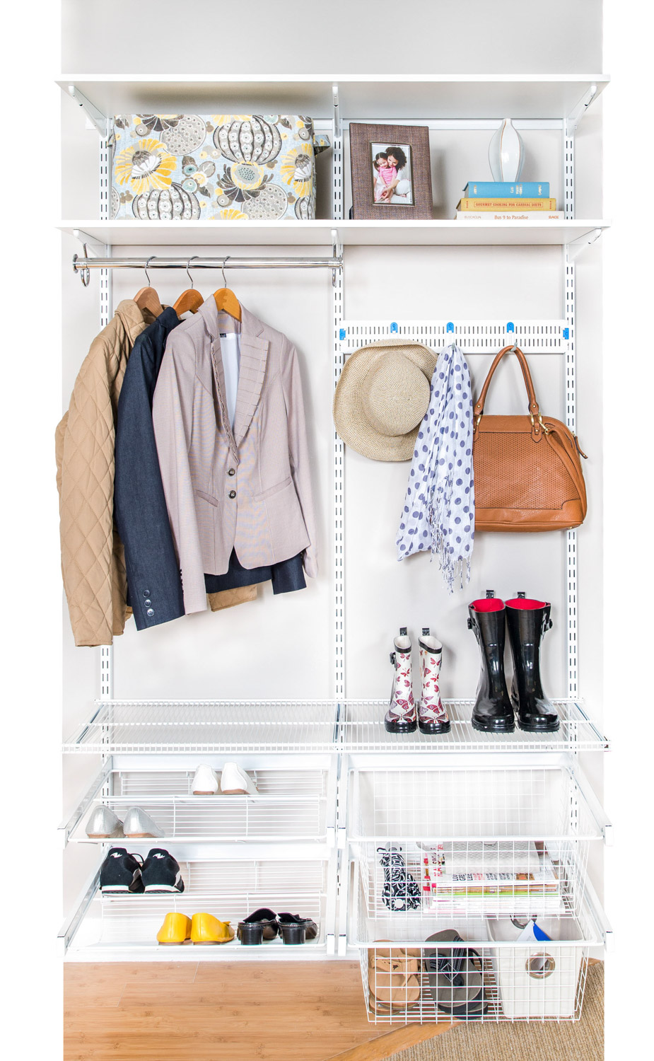 Organized Living | Closet Organizers For Every Space In Your Home