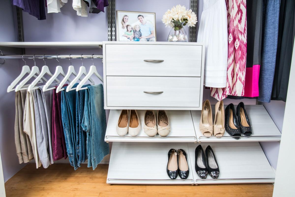 Organized Living Closets Amp Storage Professional