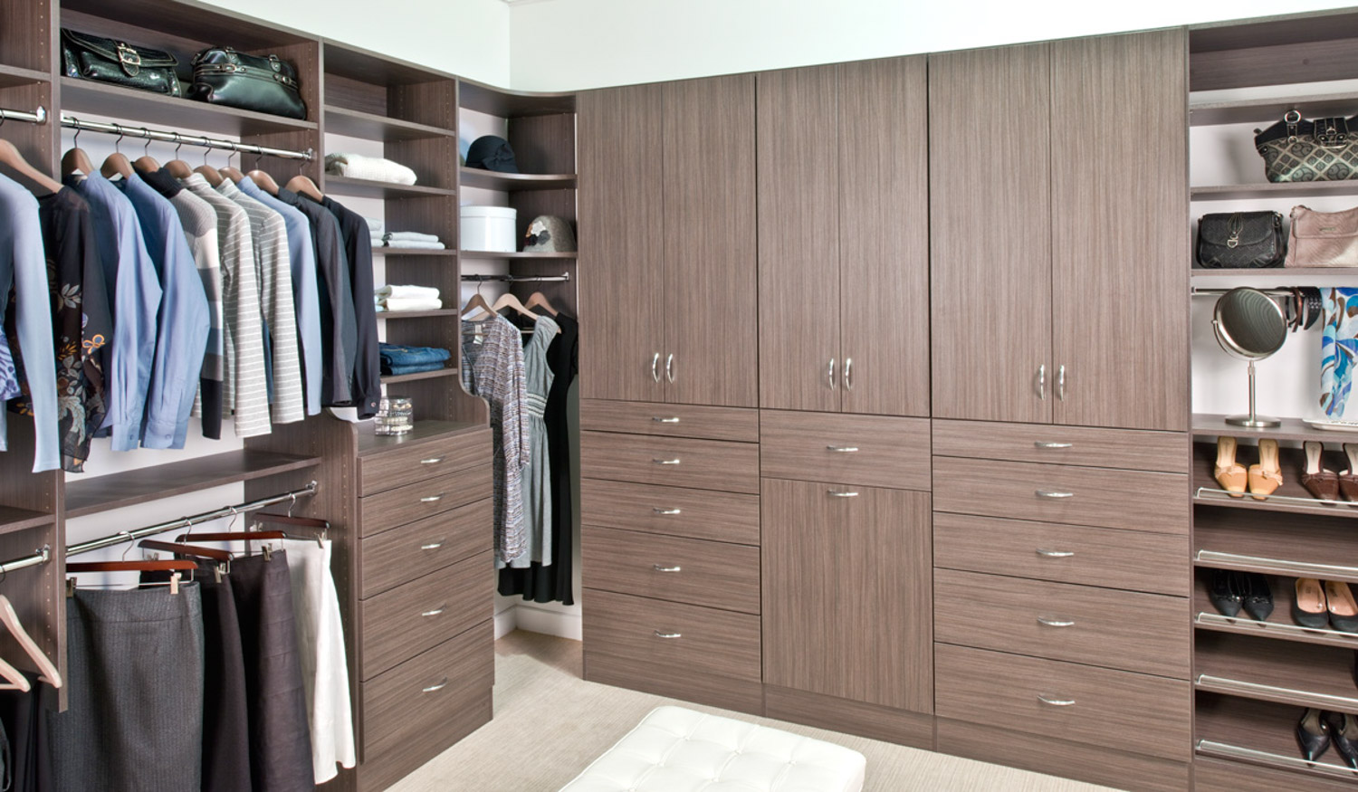 25 More & Organized Living | Bedroom Closets