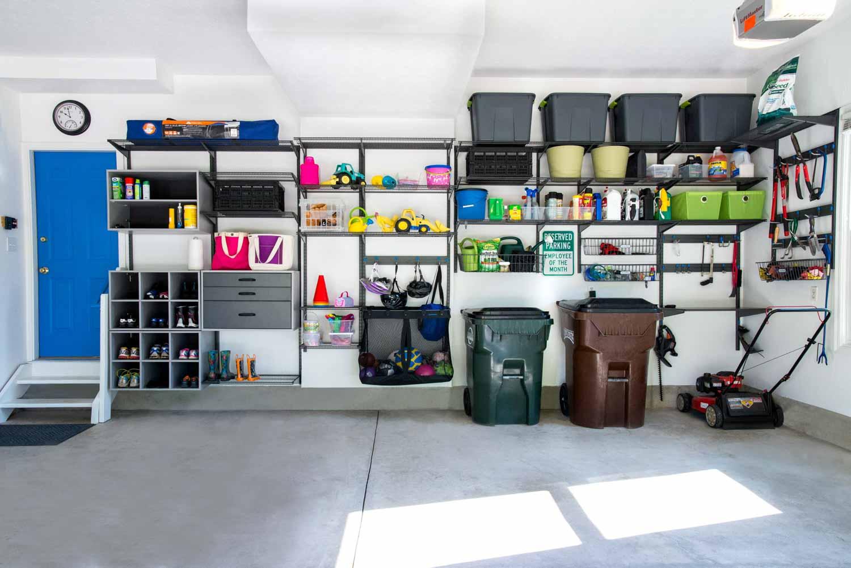 Organized Living | Garage Storage