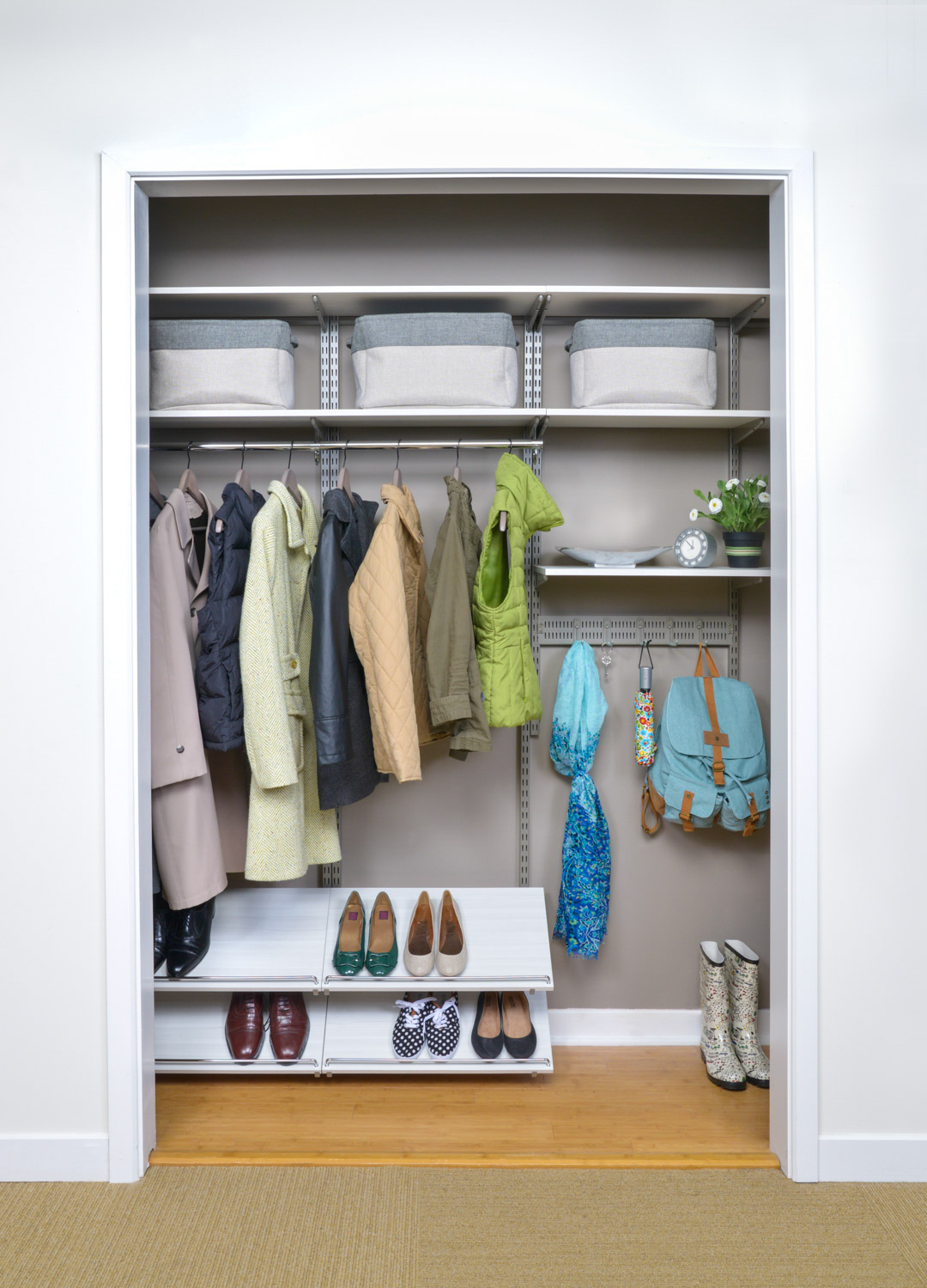 organized living room. 7 More Organized Living  Home Storage Solutions