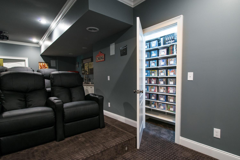 Storage Space Inspiration