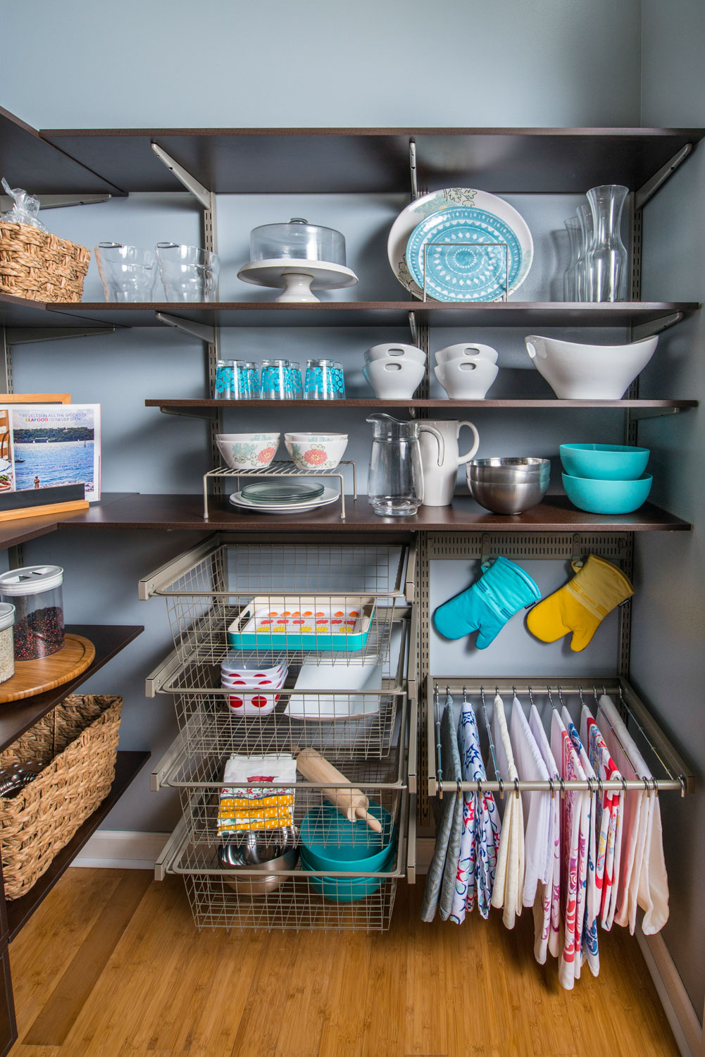 pantry shelves creative ideas for more inspiring pantry storage. Pantry Inspiration. View Full Gallery. 12 More Shelves Creative Ideas For Inspiring Storage T