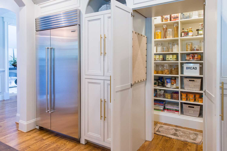 Organized Living | Pantry Shelving