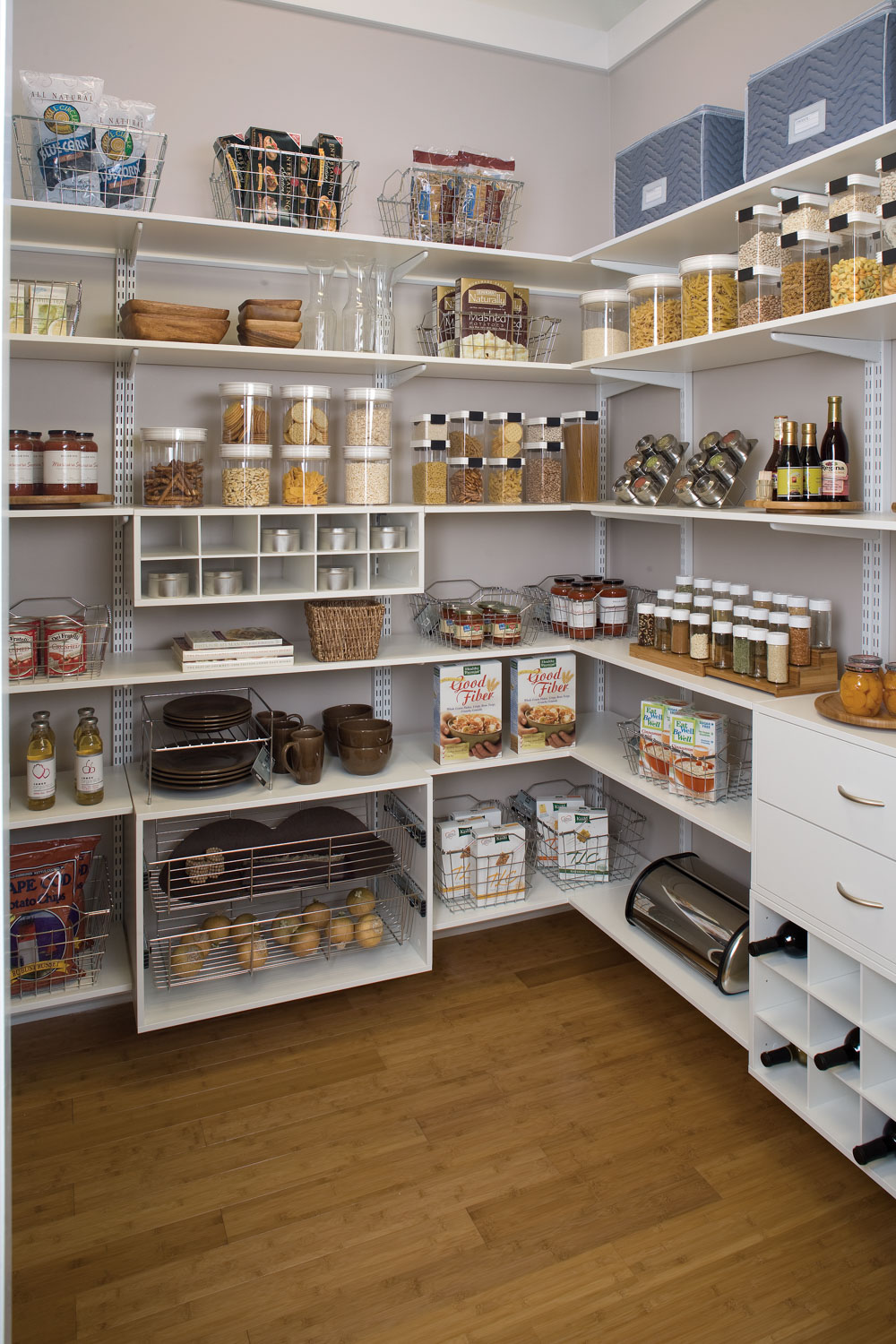 organized jar organization ever storage to most achieve ways the pantrys pantry