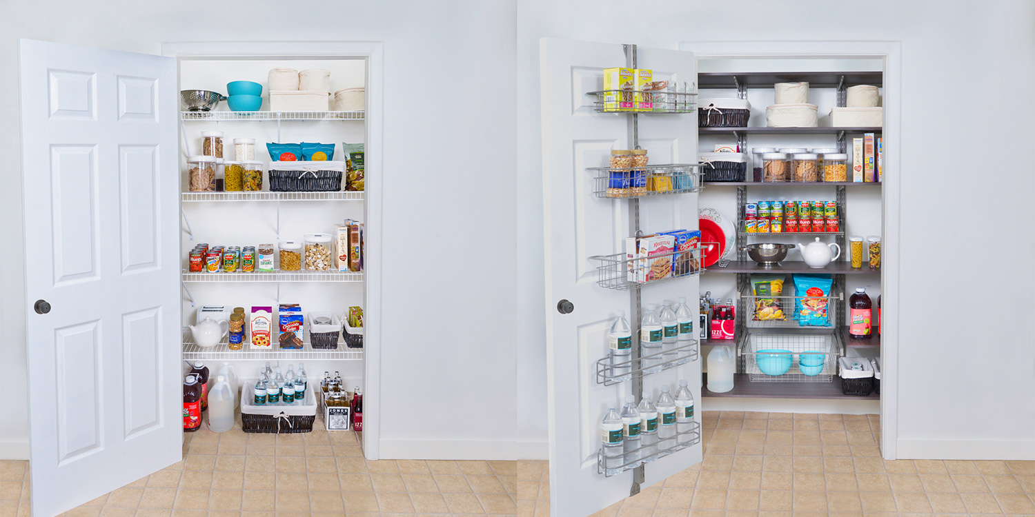 creative pantries cropped pantry closets pantrys gray